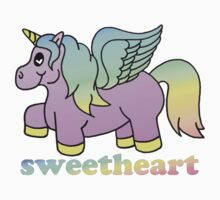 Unicorn: Sweetheart Kids Clothes