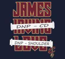 James Doing It All by Ryan Jay Cruz