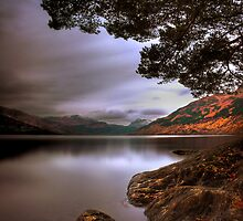 Lomond Light (2) by Karl Williams