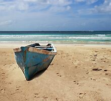 Caribbean Beaches by Tom Prokop