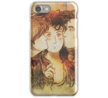 These Kissy Things iPhone Case/Skin