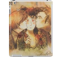 These Kissy Things iPad Case/Skin