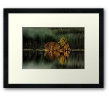 The Island (3) Framed Print