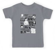 Horrible Quotes Kids Tee