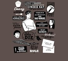 Horrible Quotes Unisex T-Shirt