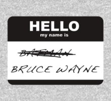 Name Tag Bruce by bbaileykmg