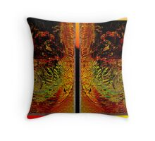 through eyes of supreme sensitivity..... a life full of possibilities Throw Pillow