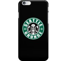 Seattle Grunge iPhone Case/Skin