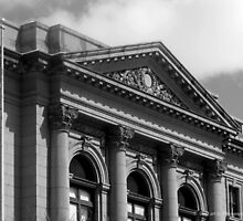 Old Post Office and Courthouse ~ Ogden Utah USA by Jan  Tribe