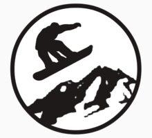 snowboarding 2 One Piece - Short Sleeve