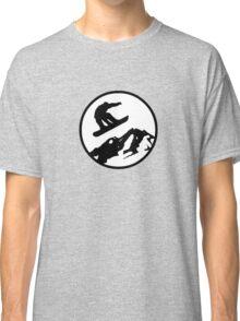 snowboarding 2 Classic T-Shirt