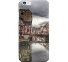 Petit France, Strasbourg iPhone Case/Skin