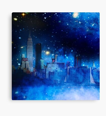 Counting Canvas Print