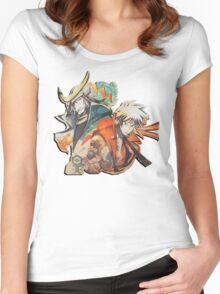 Sengoku Rance Women's Fitted Scoop T-Shirt