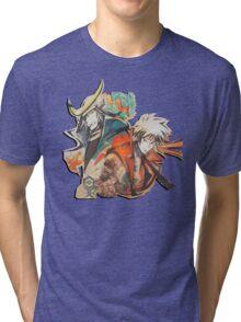 Sengoku Rance Tri-blend T-Shirt