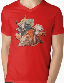 Sengoku Rance Mens V-Neck T-Shirt
