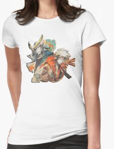 Sengoku Rance Womens Fitted T-Shirt
