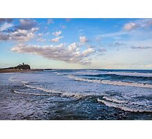 Nobby Beach, Newcastle NSW Photographic Print