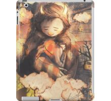 There is still some time - [Don't Go] iPad Case/Skin