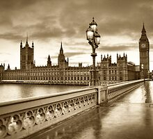Westminster Bridge by Pedro Santos