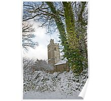 Yelverton Church Poster