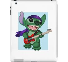 March Stitch iPad Case/Skin