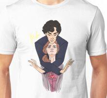 Sherlolly Control Unisex T-Shirt