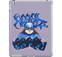 Graffiti- SUPER HERO iPad Case/Skin