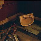 Sink (Abandoned Nursing Home) by Matt Roberts