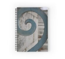 Gate detail ...Versailles Spiral Notebook