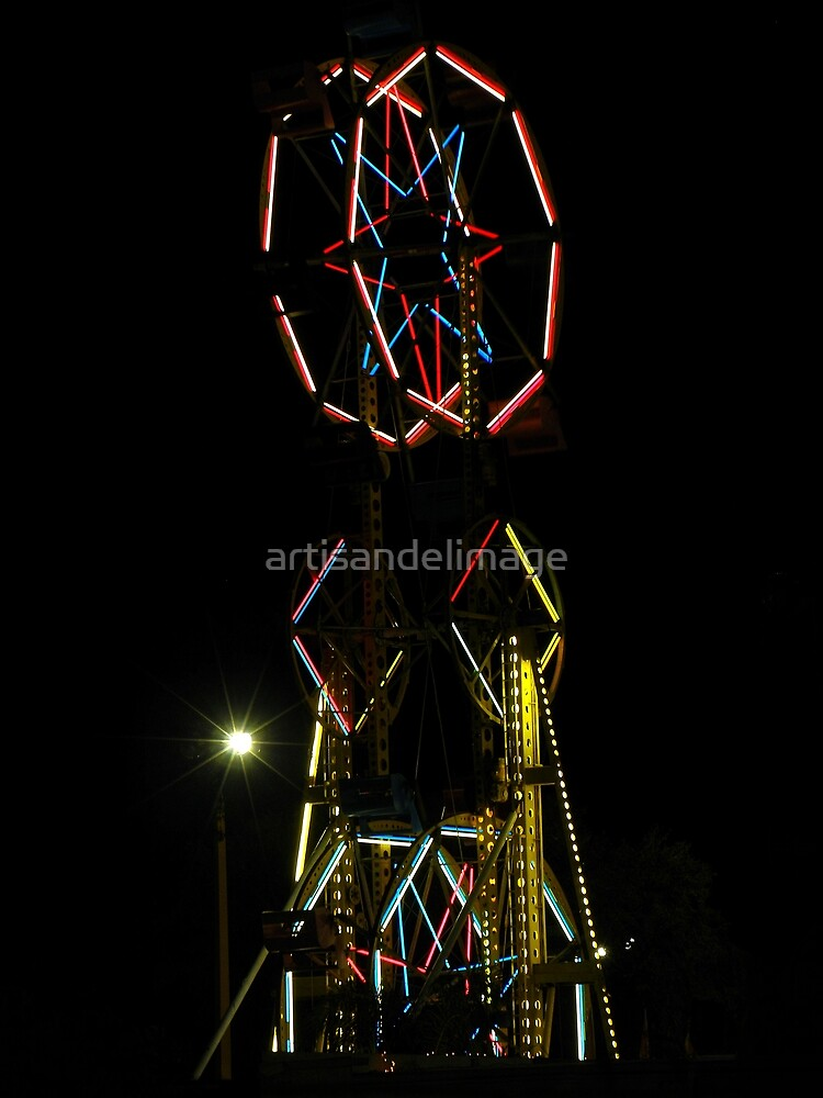 Meccano For Giants by artisandelimage