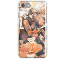 Cross My Hearts  iPhone Case/Skin