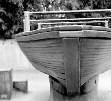 Playground boat  by LynnEngland