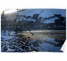 Spot of Light - Loch Rannoch Poster