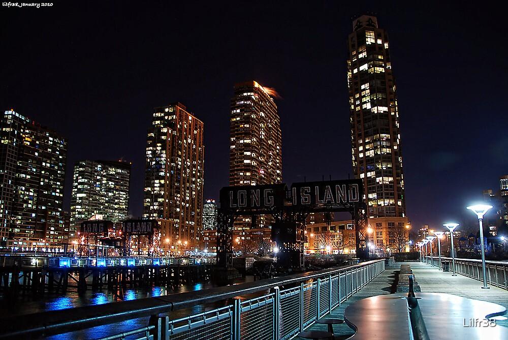 Long Island City Night by Lilfr38