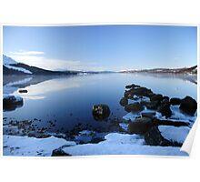 Blue Water - Loch Rannoch Poster
