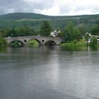 Bridge on Loch Tay by Chloe Woods