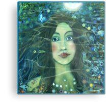 The Little Mermaid 2 Metal Print