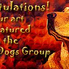 Painted Dogs Feature Banner by sesillie