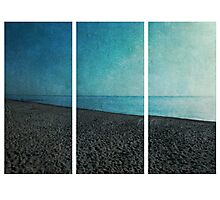 Three Parts Photographic Print