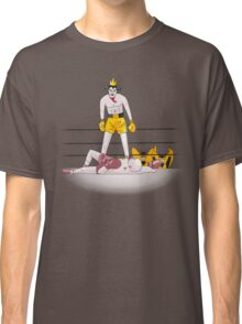 Float like a butterfly sting like a poison dart (color version) Classic T-Shirt