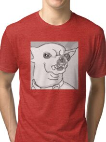 What Do You Mean No Biscuits ? Tri-blend T-Shirt
