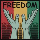 FREEDOM Dark by HolidayT-Shirts