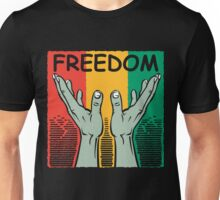 FREEDOM Dark Unisex T-Shirt
