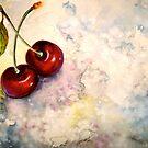 Cherries.. Pure Heaven by ©Janis Zroback