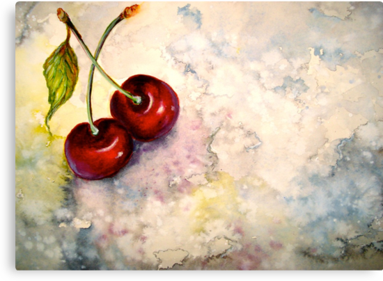 Cherries.. Pure Heaven by © Janis Zroback