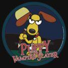 Puppy The Vampire Slayer by Wislander