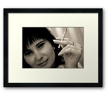 OnePhotoPerDay series: 013 by L. Framed Print