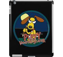 Puppy The Vampire Slayer iPad Case/Skin