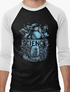 Science Men's Baseball ¾ T-Shirt